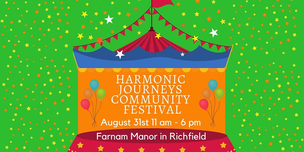 Harmonic Journeys/Farnam Manor Community Festival