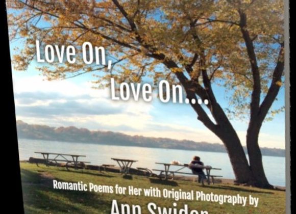ZOOM & On site Ann Swider, Poetry Reading, Book Signing 4/24/21 1-3pm