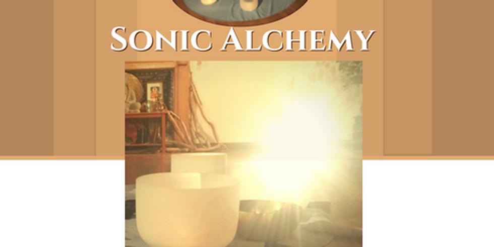 Sound Bath with Leela Willow / Sonic Alchemy