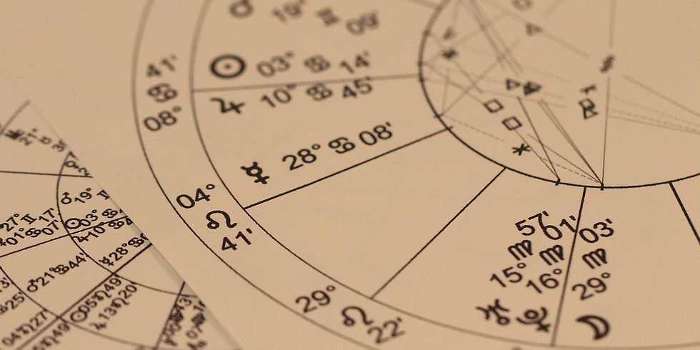 How to read an Astrology Birth Chart