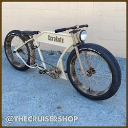 "Ruff Cycles ""Porucho"" custom build"