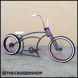 "Ruff Cycles ""Tango"" Custom Frame"