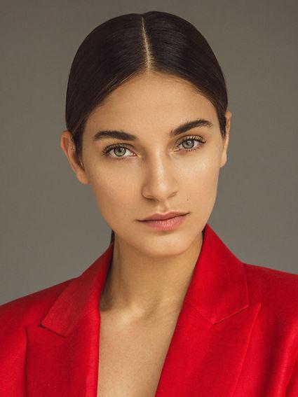 Roza Gough Dominican Top Model