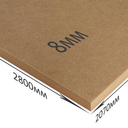 МДФ 8мм 2070*2800