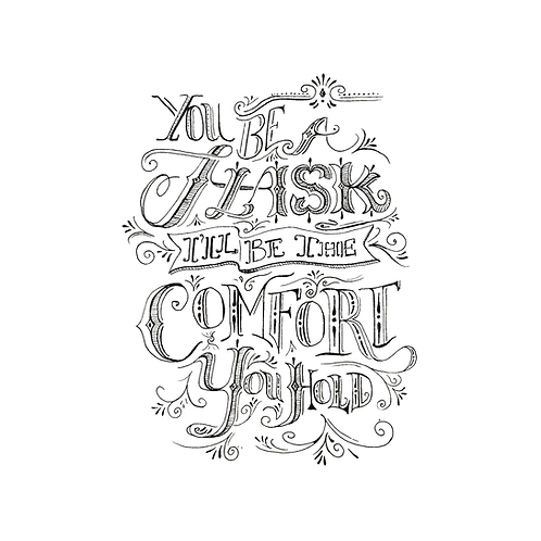 Flask (David Livingstone) Print - Signed