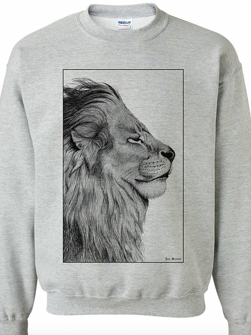 Lion Sweater - Unisex