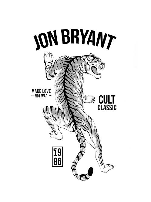 Tiger Print - Signed