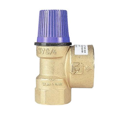 Клапан предохранительный ВВ SVW для систем водоснабжения WATTS Ind