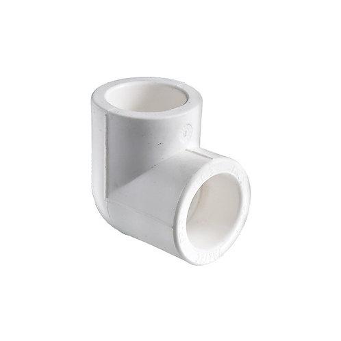 Уголок полипропиленовый 63 мм 90° PP-R