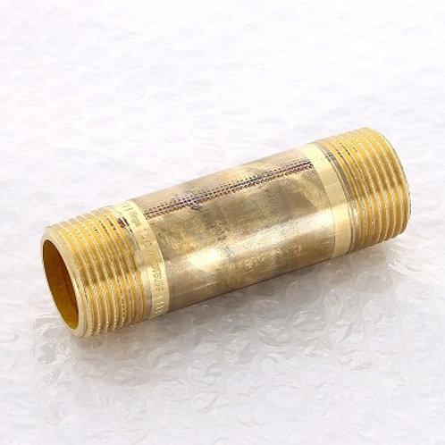 """Удлинитель бронзовый НР-НР 1"""" Viega 70 мм арт.650 988"""