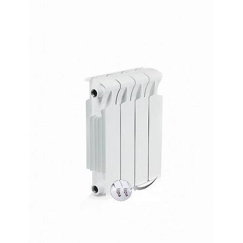 Радиатор биметаллический Rifar Monolit 350 4 секции левое нижнее подключение