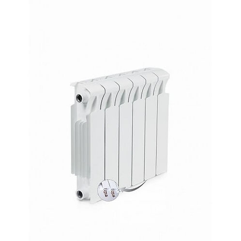 Радиатор биметаллический Rifar Monolit 350 6 секций левое нижнее подключение