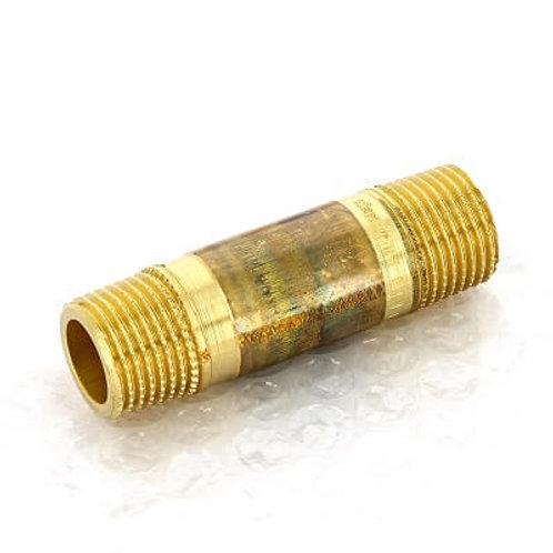 """Удлинитель бронзовый НР-НР 1/2"""" Viega 60 мм арт.267 315"""