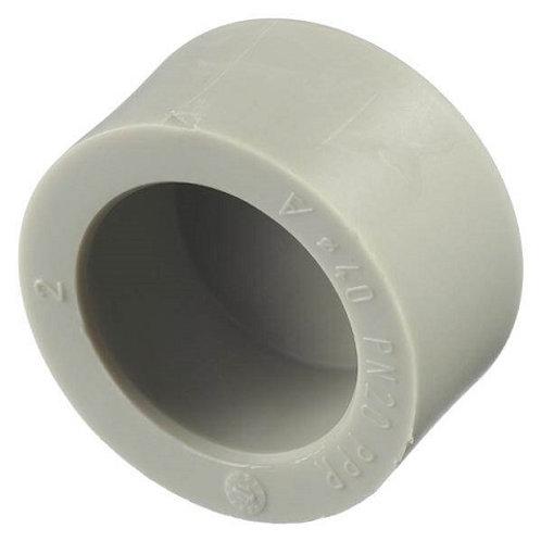 Заглушка Ø20 полипропиленовая FV Plast