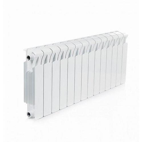 Радиатор биметаллический Rifar Monolit 350 14 секций боковое подключение