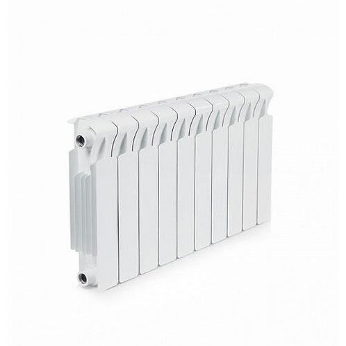 Радиатор биметаллический Rifar Monolit 350 10 секций боковое подключение