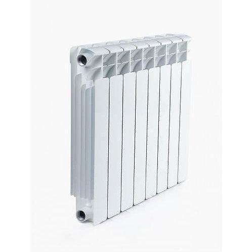 Биметаллический радиатор Rifar Base 500 8 секций боковое подключение