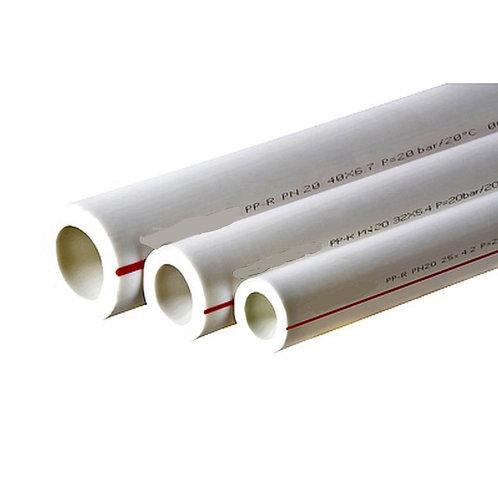 Труба полипропиленовая 63 х 10,5 мм PN 20 палка 4 метра