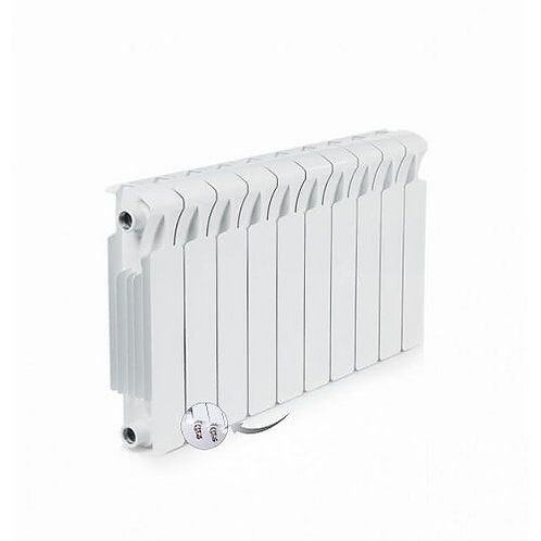 Радиатор биметаллический Rifar Monolit 350 10 секций левое нижнее подключение