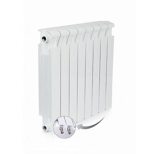 Радиатор биметаллический Rifar Monolit 500 8 секций левое нижнее подключение