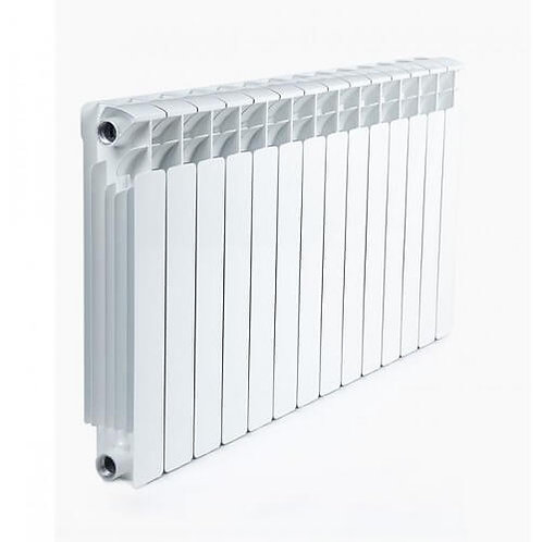 Биметаллический радиатор Rifar Base 500 14 секций боковое подключение