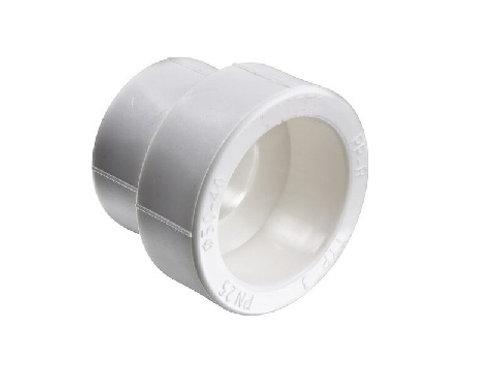 Муфта переходная 32-50 мм полипропиленовая PP-R