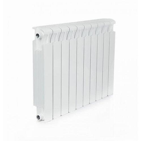Радиатор биметаллический Rifar Monolit 500 10 секций боковое подключение