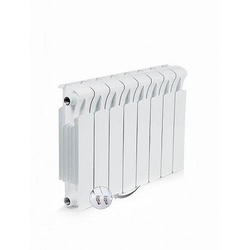 Радиатор биметаллический Rifar Monolit 350 8 секций левое нижнее подключение