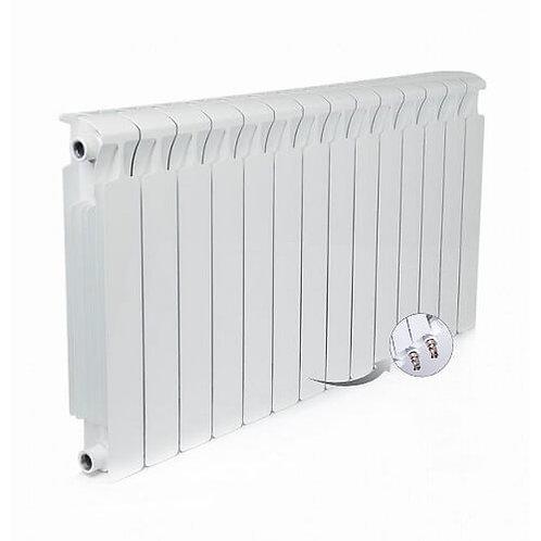 Радиатор биметаллический Rifar Monolit 500 14 секций правое нижнее подключение