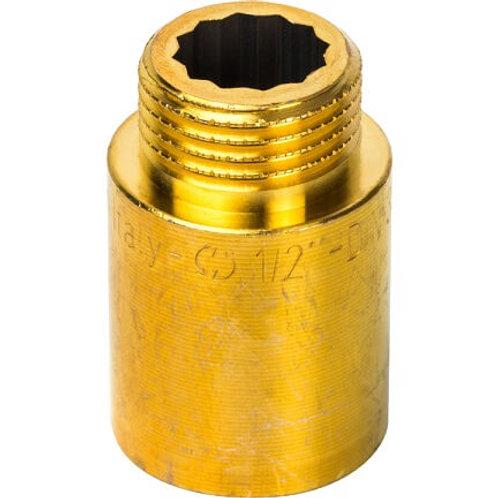 """Удлинитель резьбовой Stout 1/2"""" 30мм SFT-0001-001230"""