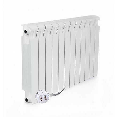 Радиатор биметаллический Rifar Monolit 500 12 секций левое нижнее подключение