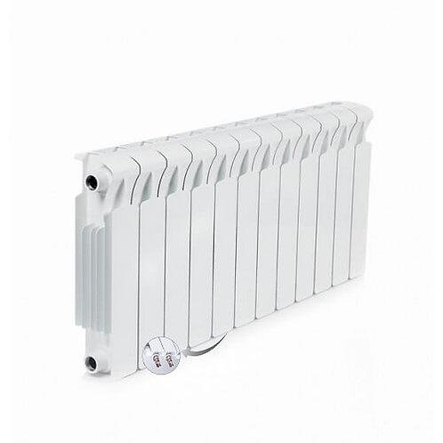 Радиатор биметаллический Rifar Monolit 350 12 секций левое нижнее подключение