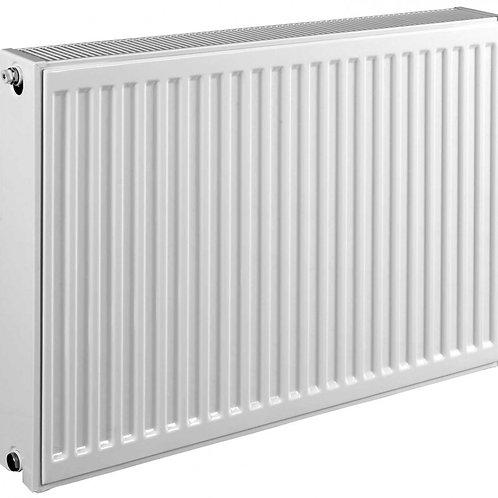 Стальные панельные радиаторы KERMI FKO тип 22 высота 300 (боковое подключение)