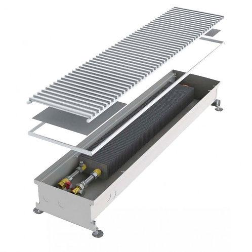 Конвектор внутрипольный водяной КВЗ 200-65-1200