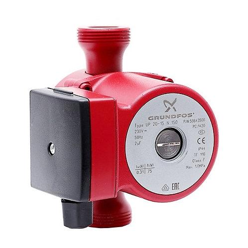 Циркуляционный насос Grundfos UP 20-30 N 150 мм