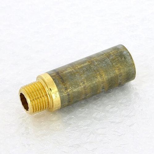 """Удлинитель бронзовый 1/2"""" Viega 65 мм арт.357 221"""
