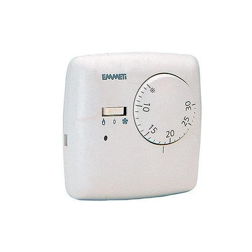 Комнатный термостат 3 контакта, с принудительным включением Termec Emmeti