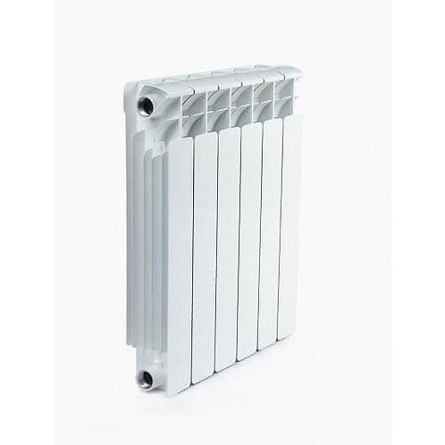 Биметаллический радиатор Rifar Base 500 6 секций боковое подключение