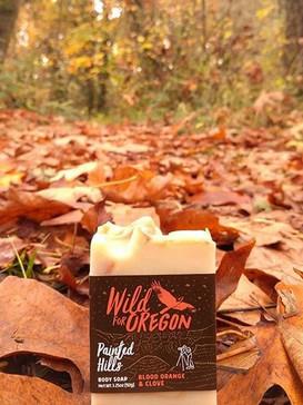 Wild for Oregon Fall