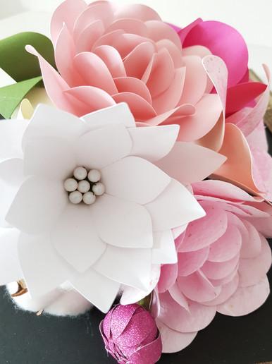 Tablou roz