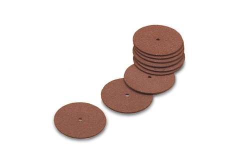 "Cut-Off Wheels, 1-1/2"" x .025"", Aluminum Oxide"