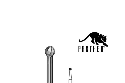 Panther Bur, Carbide, Round, Figure H71, Size 020