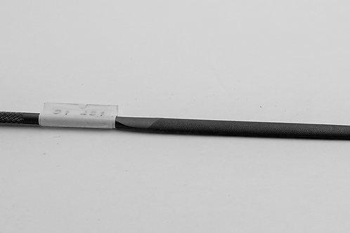 16cm Crossing Needle File, Cut 2