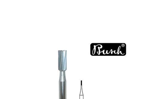 Cylinder Square Plain Bur #15 007
