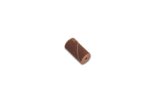 "Cartridge Rolls, 1-1/2"" x 1/2"", Fine Grit Aluminum Oxide"
