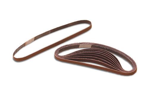 Sandpaper Belts, 240 Grit