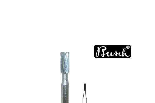 Cylinder Square Plain Bur #15 012