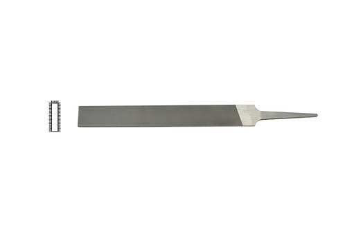 "Grobet USA Swiss Pattern Precision 6"" Hand File, Cut 2"
