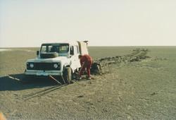 Landrover Hovercraft Travel