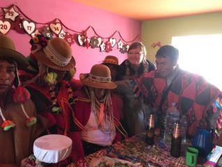 August 2017: A wedding in Peru